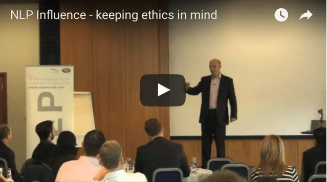NLP Influence with ethics