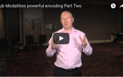NLP Video – Sub Modalities Powerful Encoding Part 2