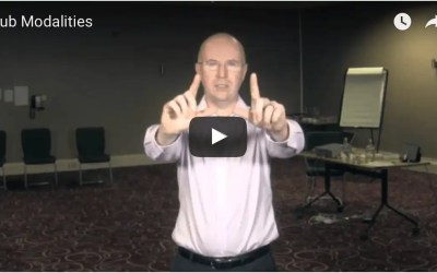 NLP Video – Sub Modalities