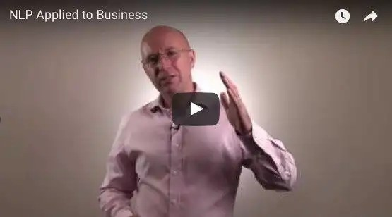 NLP applied to business, how to use NLP to motivate your team