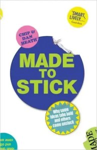 Book on story telling Perfectionism plus Goal Setting