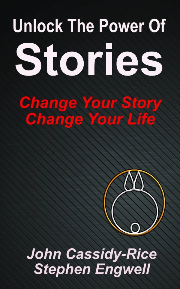 New book about how you can change your life with stories