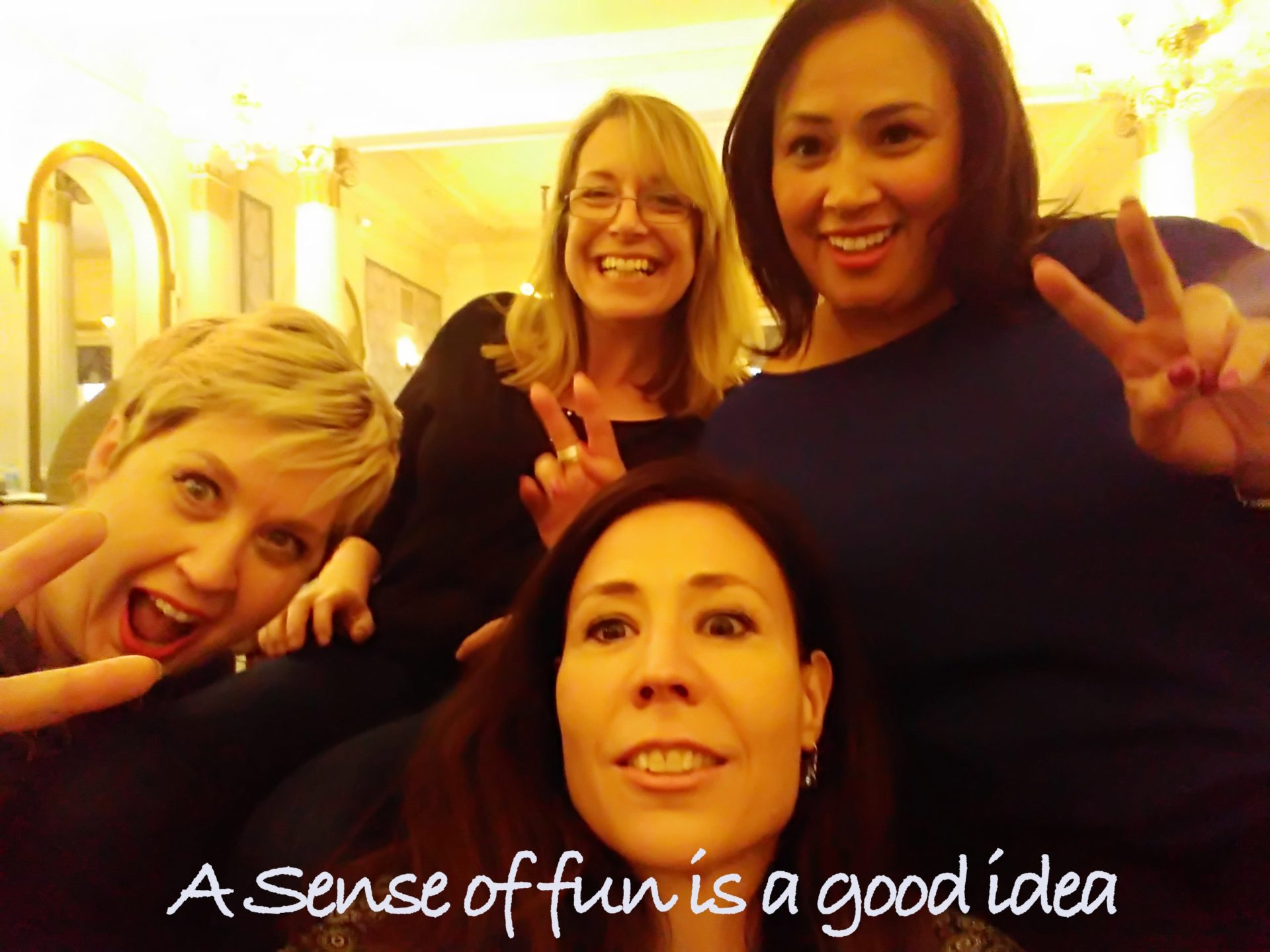 fun on NLP trainers training
