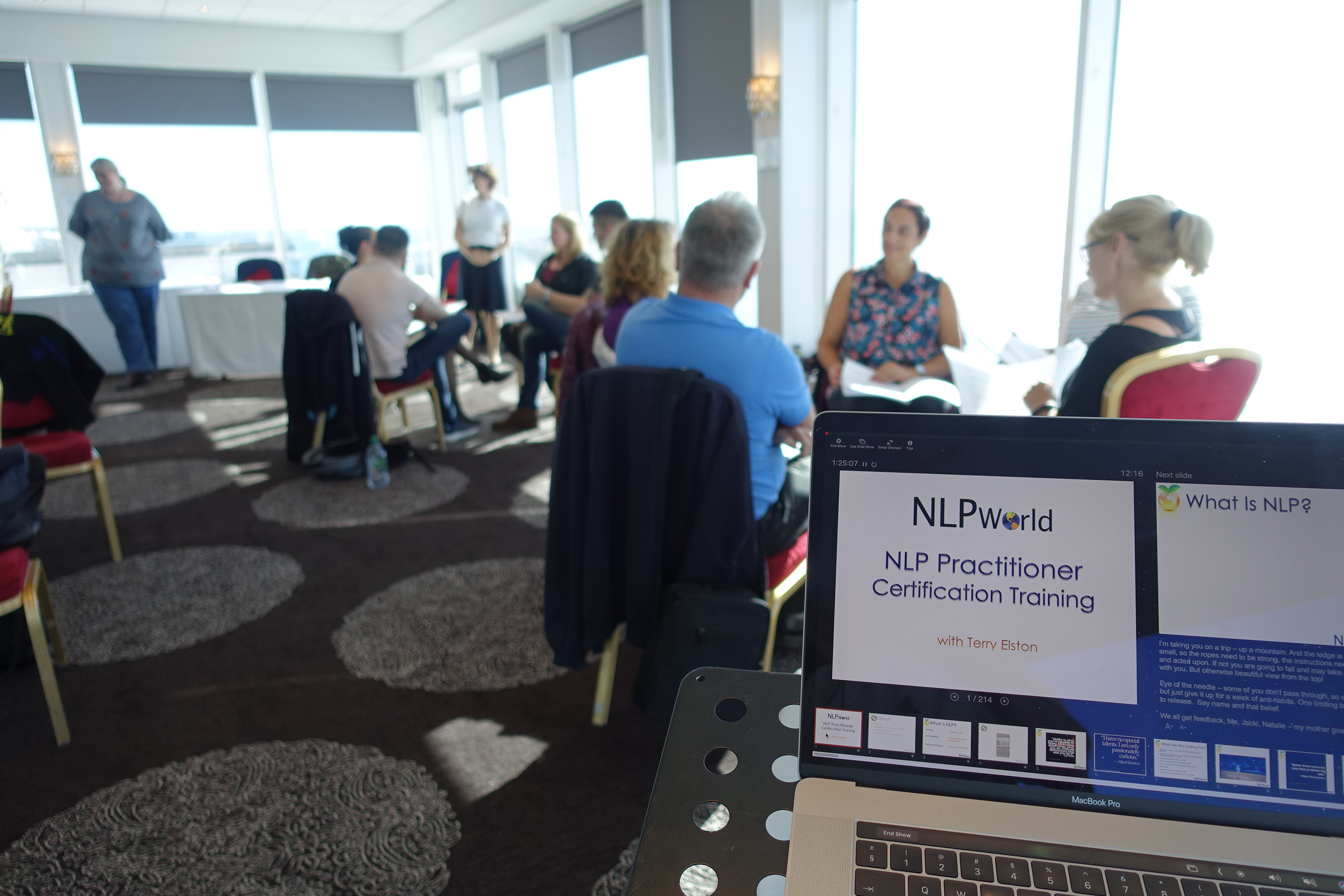 Four Day NLP Practitioner Training Course starting 6th ...