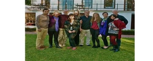 Group of 9 NLP Practitioner training Gauteng
