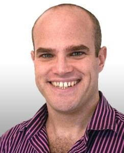 Adam Sprackling | NLP World Trainer