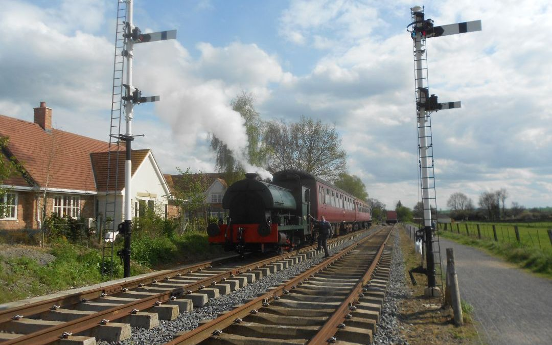 Press Release: Corporate Assistance Given to Heritage Railway Sector