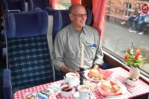 Father's Day - Cream Tea Specials @ Northampton & Lamport Railway | Chapel Brampton | England | United Kingdom