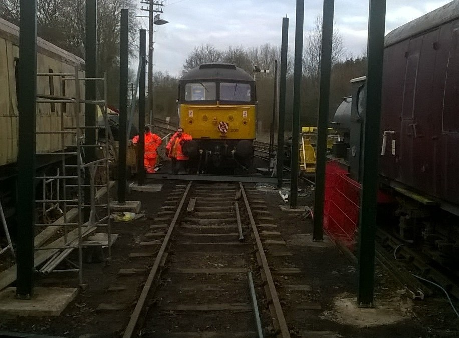 Loco Shed Appeal – New Grant News