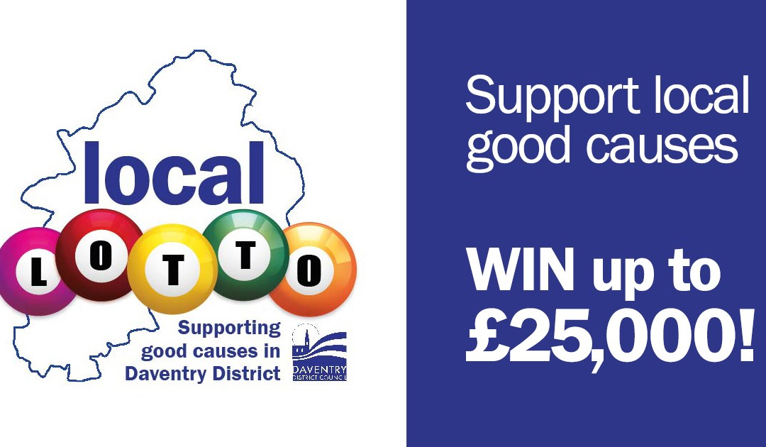 Local Lotto – A way to support your railway