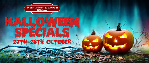 Halloween Special Trains 27-28 October 2018
