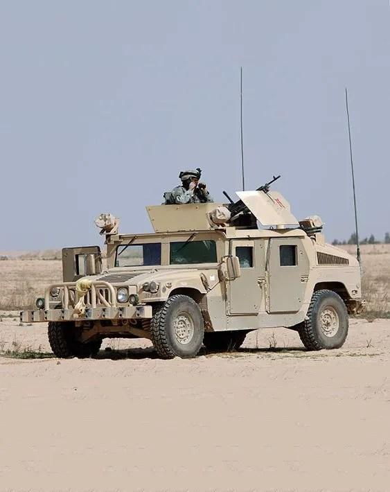 Ground & Mobile military displays