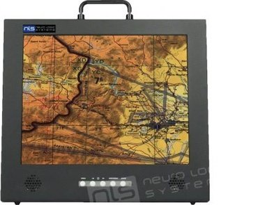 CF-17-D LCD display monitor
