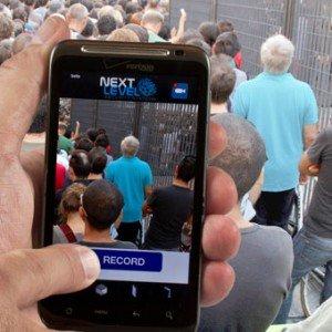 Mobile as IP Camera