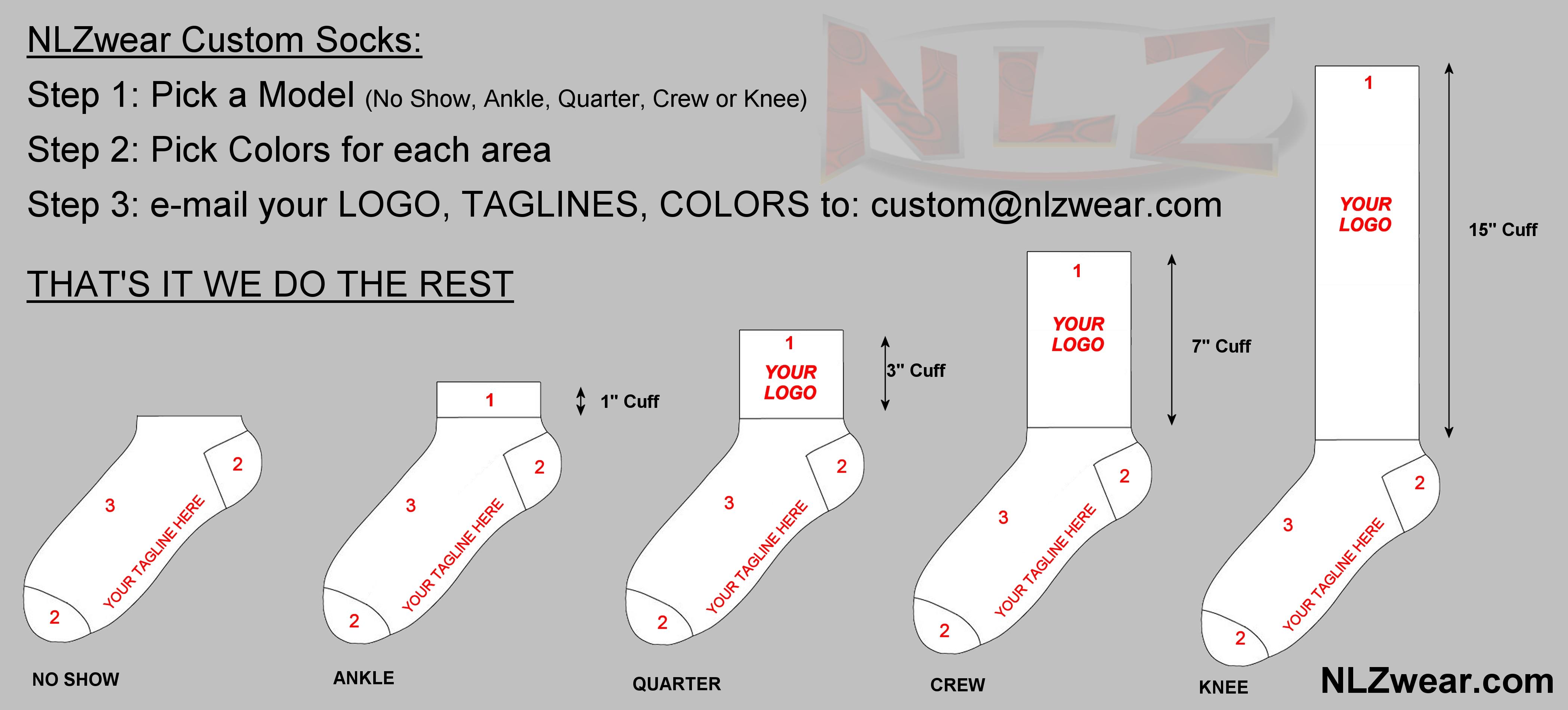 Sublimation Socks Templates Jig Blank