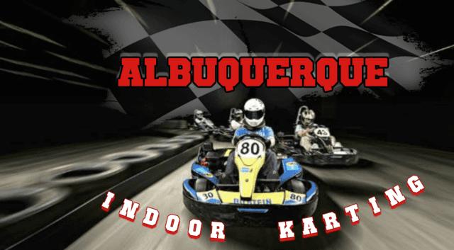 Albuquerque Indoor Karting logo