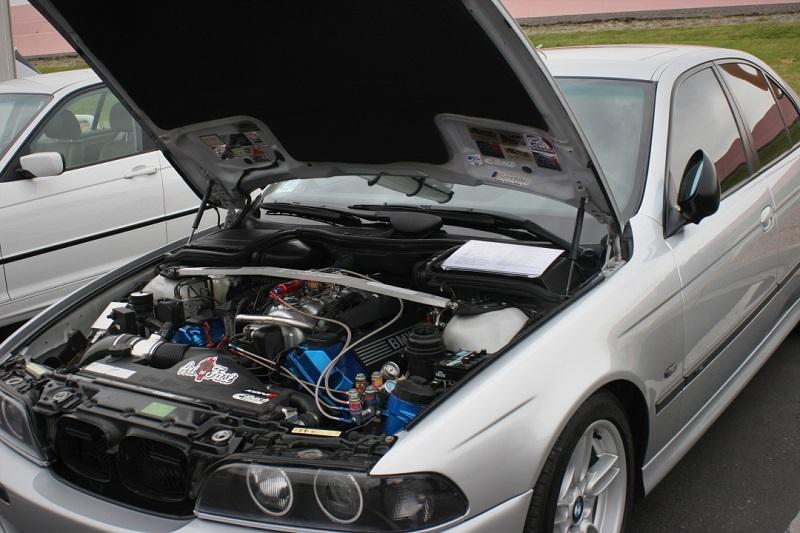 Photo of Jim's modified 540