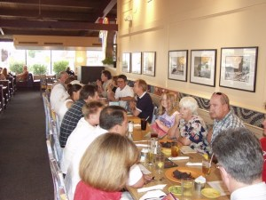 Photo from the 2005 Membership Dinner