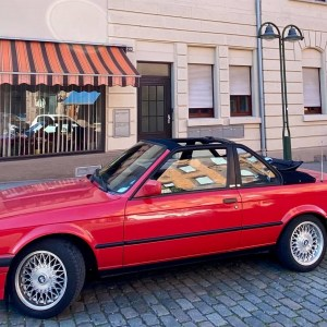 Meet Kris Looney and His Baur E30 Convertible