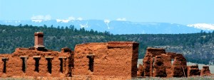 Photo from the Santa Fe Trail National Scenic Byway