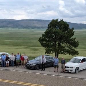 July 2021 Cardinal Point Drive – Valles Caldera