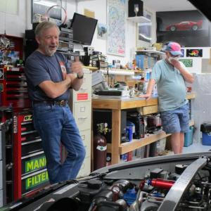 Garage Day with Jim Levandoski