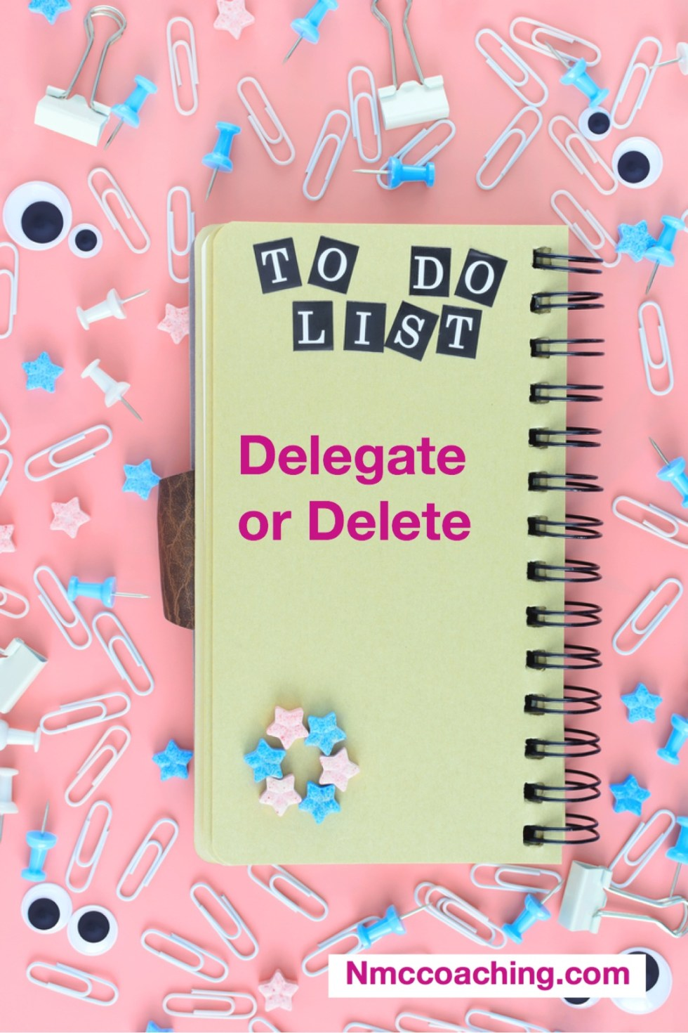 Delegate or Delete how to increase productivity