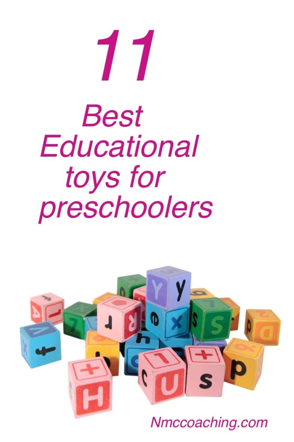 11 Best Educational Toys for preschoolers