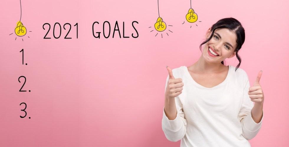 Goal Setting for 2021