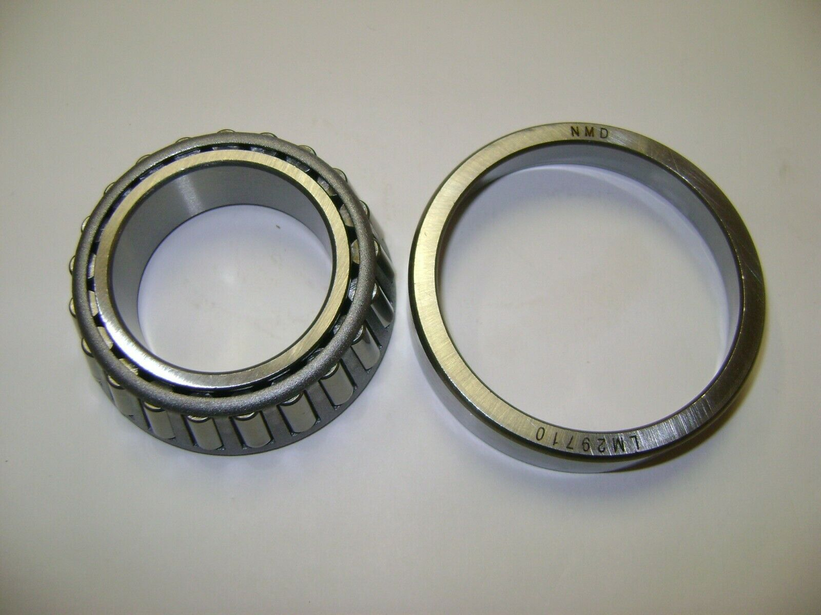 """NMD L68149//L68110 1-3//8/"""" X 2-21//64/"""" X 5//8/"""" CUP CONE TAPERED ROLLER BEARING SET13"""