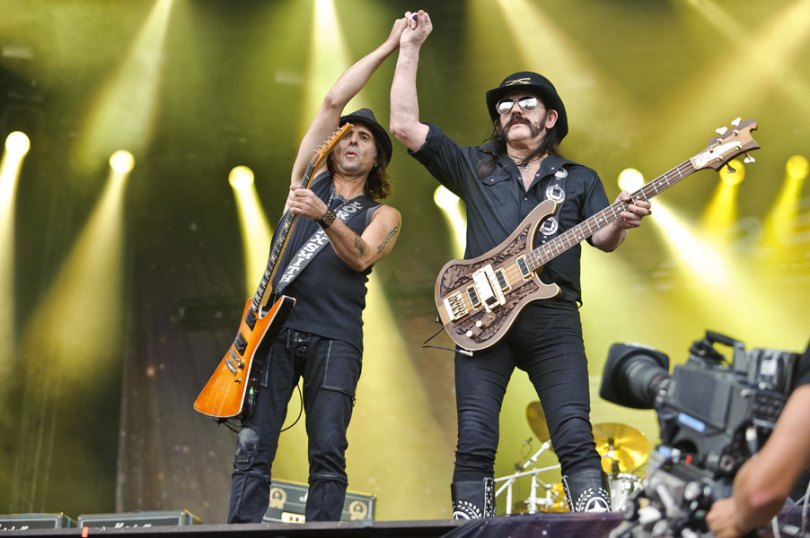 Motorhead cancel second consecutive show due to Phil Campbell illness | NME