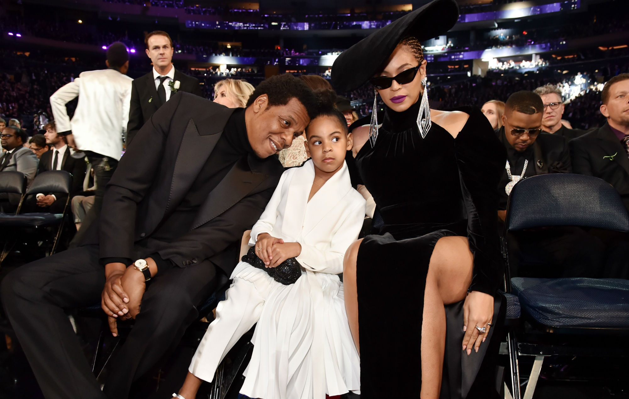 beyonce describes daughter blue ivy as
