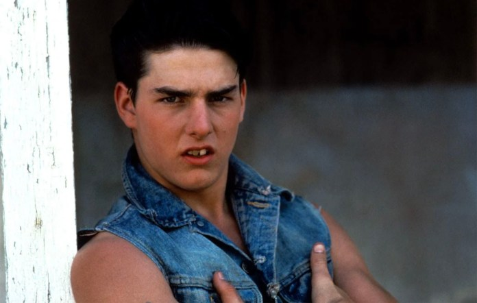 Tom Cruise The Outsiders