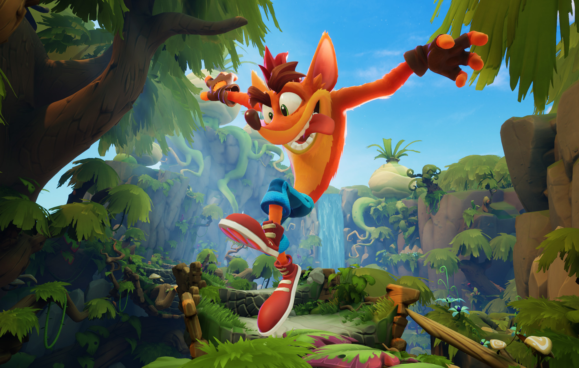 First Look: 'Crash Bandicoot 4: It's About Time' proves the franchise can  evolve
