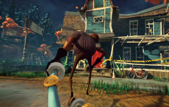 The horror game Hello Neighbor 2 officially released- now you can play the demo