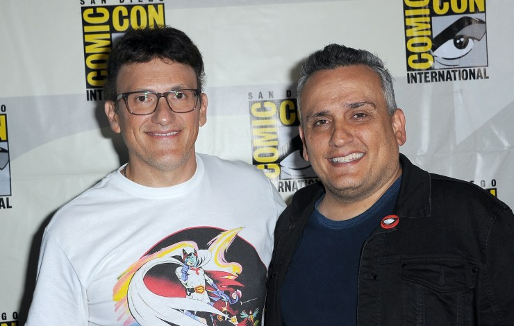 Anthony Russo, Joe Russo, Russo bros