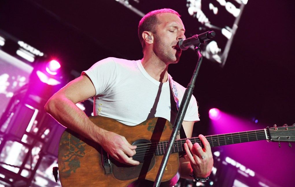 Coldplay share previously unseen clip of an alternate 'Yellow' video, Shop Ticket Snatchers