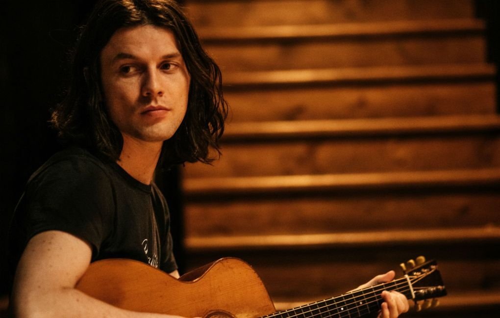 James Bay releases new single 'Chew On My Heart' from upcoming album, Shop Ticket Snatchers