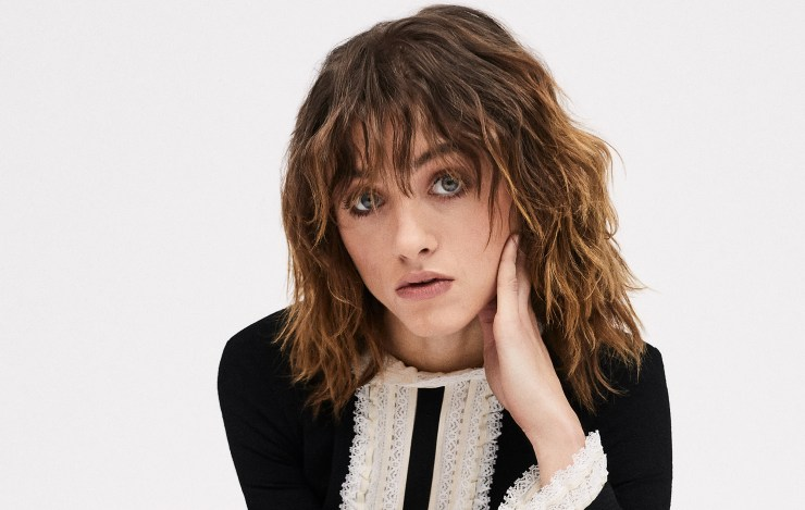 """Natalia Dyer: """"I'm ready to do an action movie – something Tom Cruise-y!"""""""