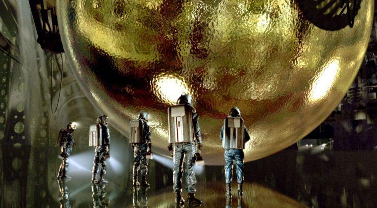 Westworld' creators set to adapt 'Sphere' into new HBO drama