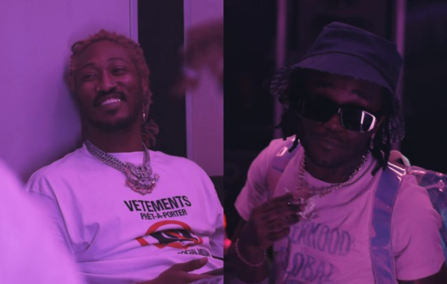 Lil Uzi Vert and Future share teaser trailer for upcoming collaborative  project