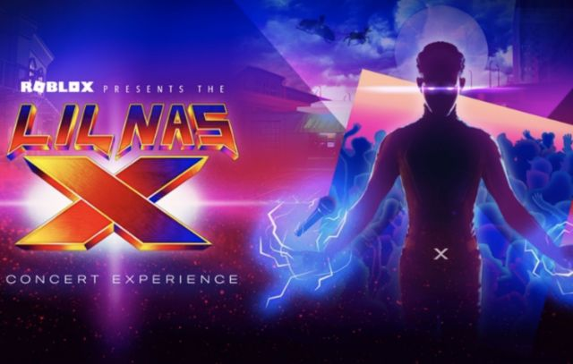 Lil Nas X concert – (Picture: Still)