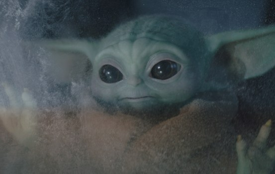 The 'Mandalorians' performer says it's okay to call Grogo Baby Yoda