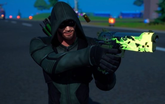 Epic Games reveals 'Fortnite' skin of Green Arrow