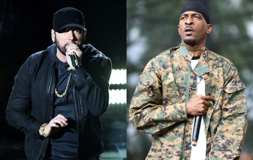 Werken Eminem en Rakim samen?
