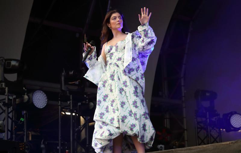 Lorde 2021 Album : Lorde reapareció y en pocos minutos se ...