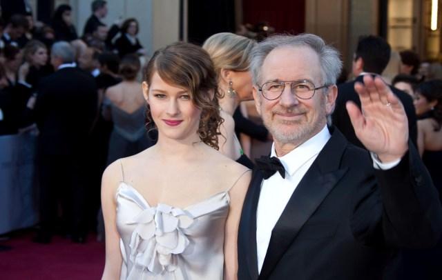 Steven Spielberg's daughter responds to Hollywood nepotism debate