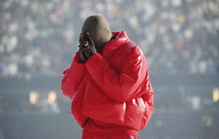 Kanye West Begins 'DONDA' Live Stream on Apple Music