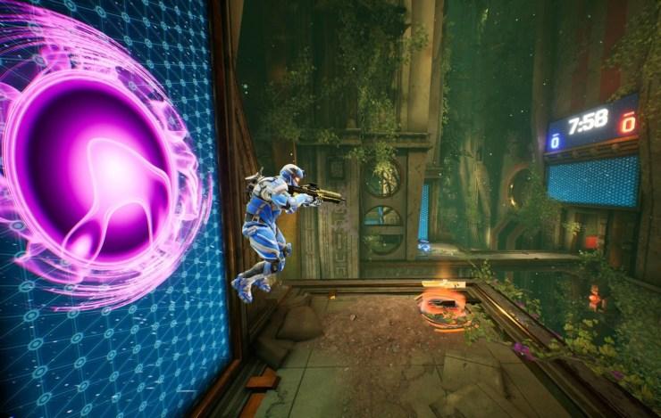 Splitgate portal jump