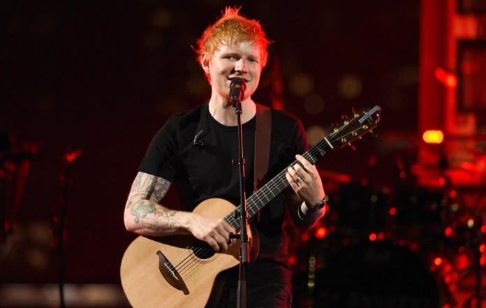 Ed Sheeran. Credit Kevin MazurMTV VMAs 2021Getty Images for MTV ViacomCBS asiafirstnews
